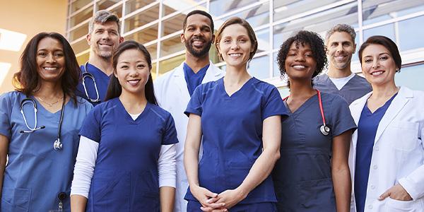 healthcare clinic staff